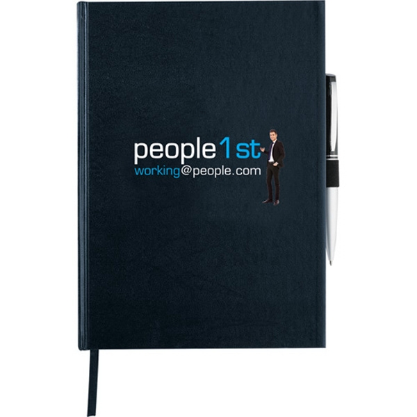Printed Executive Large Bound JournalBook