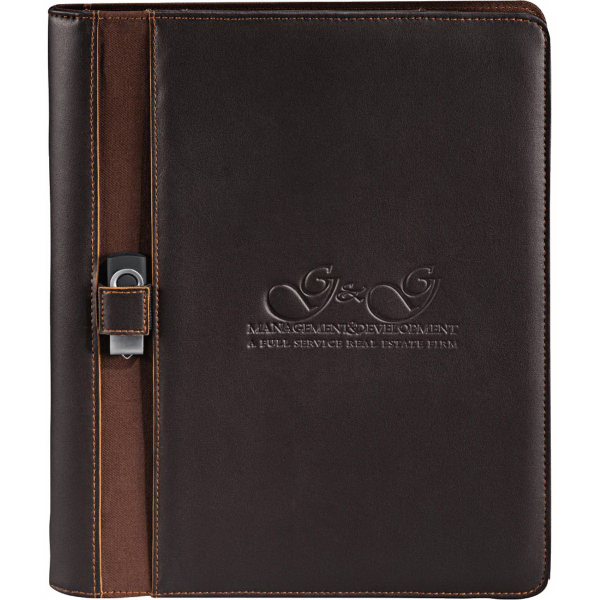 Imprinted Stratford Writing Pad