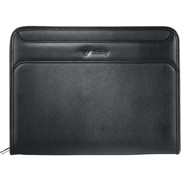 Promotional Burke Zippered Padfolio