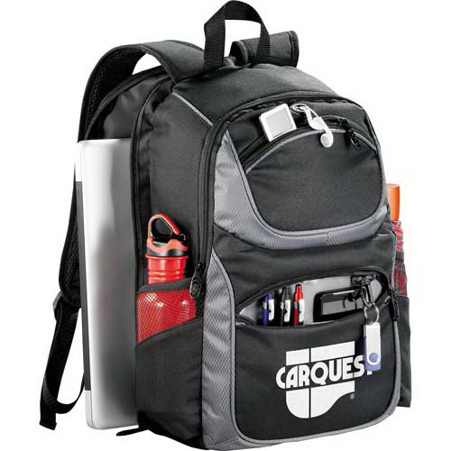 Custom Continental Checkpoint-Friendly Compu-Backpack