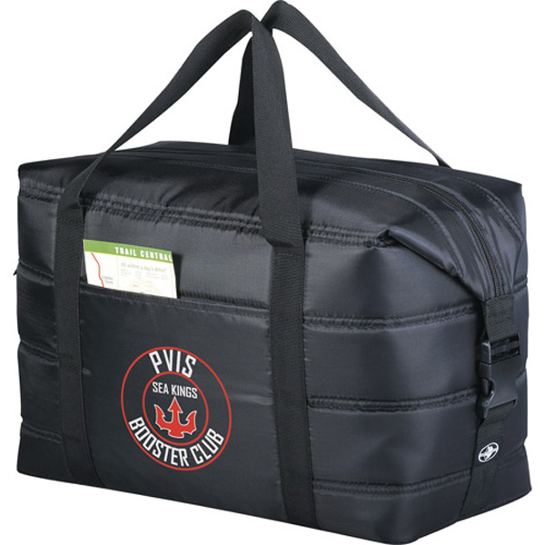 Customized Arctic Zone (R) 36-Can Puffy Cooler Duffel