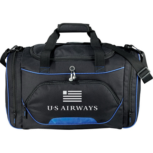 "Printed Atlas 20"" Sport Duffel Bag"