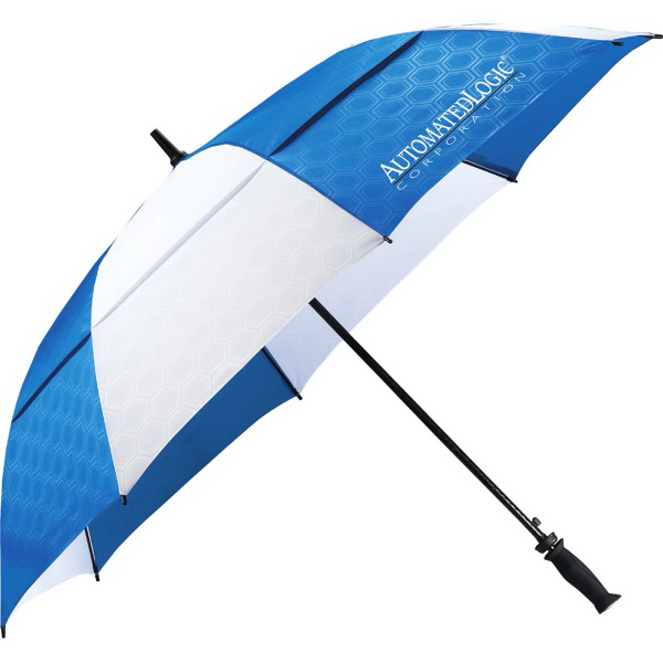 "Custom 64"" Slazenger (TM) Champions Vented Auto Golf Umbrella"
