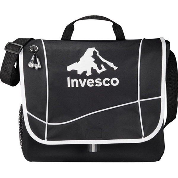 Promotional Tilt Messenger Bag