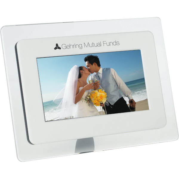 Custom 7-inch Classic Digital Photo Frame - 1GB