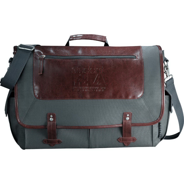 Promotional Field & Co. Compu-Messenger Bag