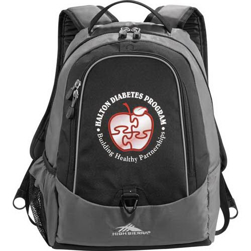 Custom High Sierra (R) Mojo Compu-Daypack Bag