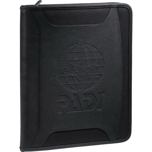 Promotional Case Logic (R) Conversion Zippered Tech Journal