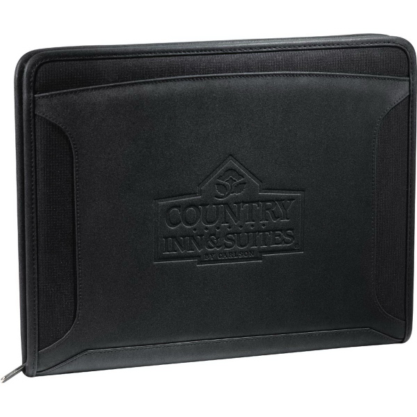 Printed Case Logic (R) Conversion Zippered Tech Padfolio