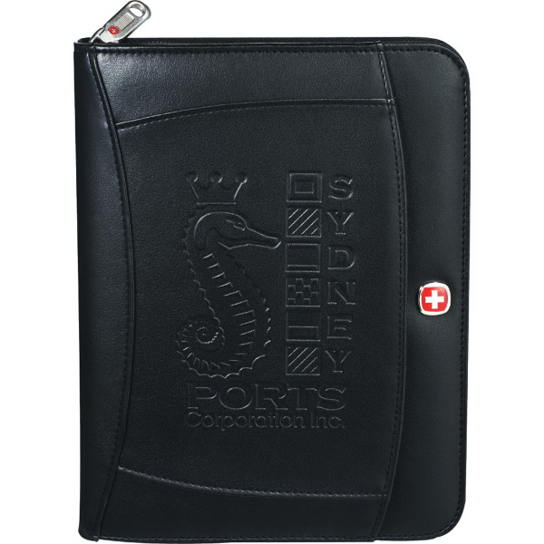 Promotional Wenger (R) Refillable Journal