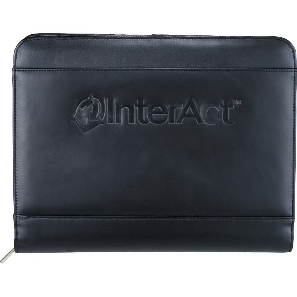 Printed Millennium Leather Versa Folio