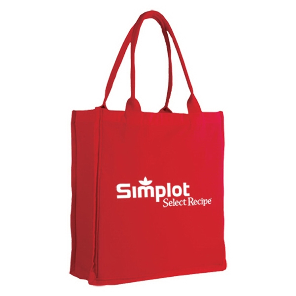 Imprinted Fancy Shopper