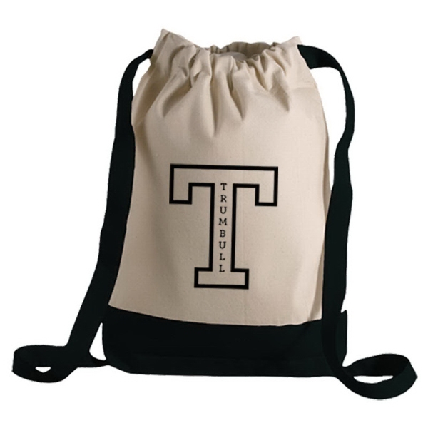Customized Canvas Sport Backpack