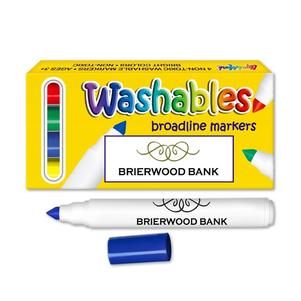 Customized Washable Marker