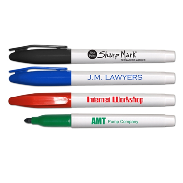 Personalized Sharp Mark Permanent Marker