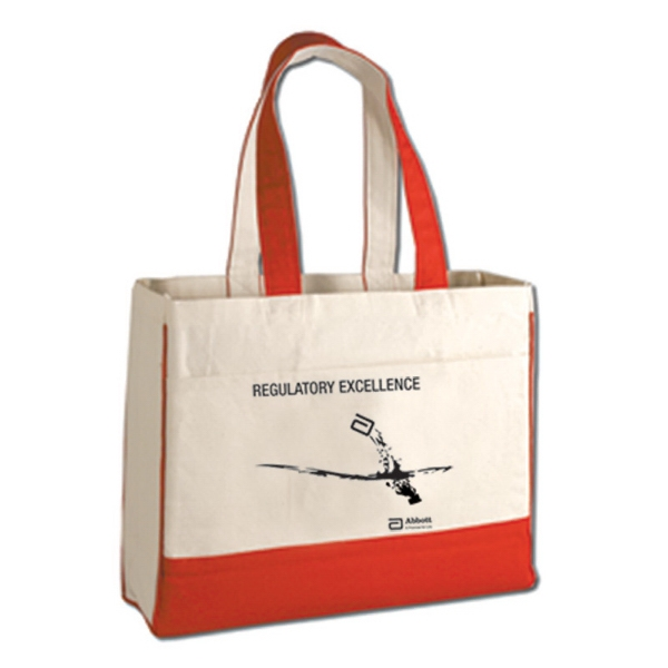 Custom Canvas Standard Tote Bag