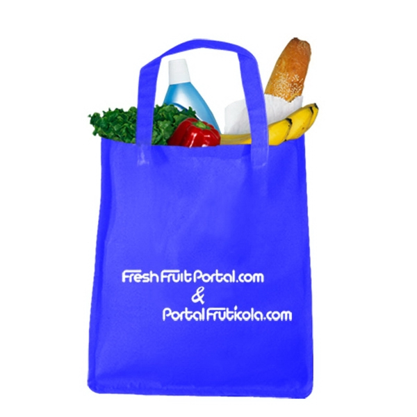 Promotional Canvas Shopper