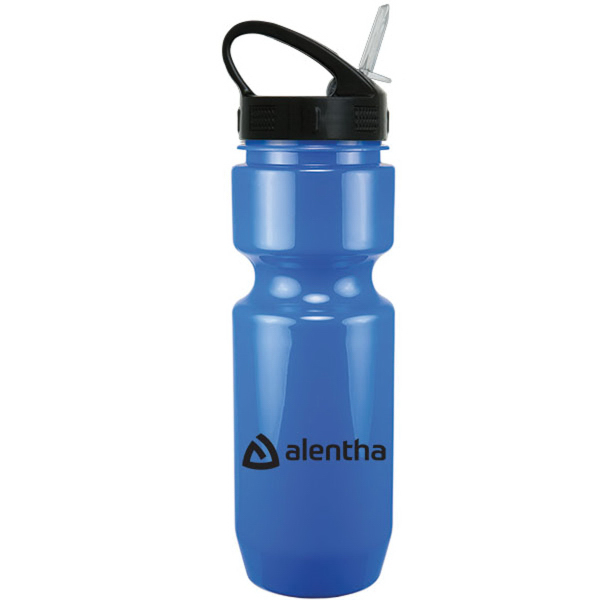 Customized 22 oz Opaque Bike Bottle