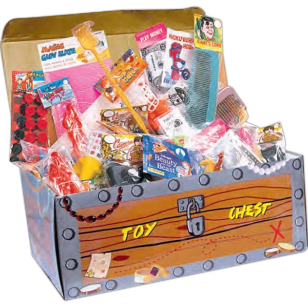 Promotional Bargain toy chest - refill