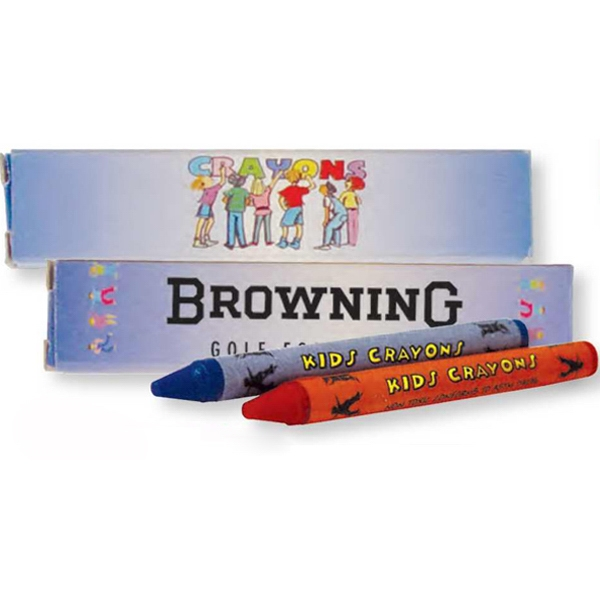Customized 2 Pack Of Crayons