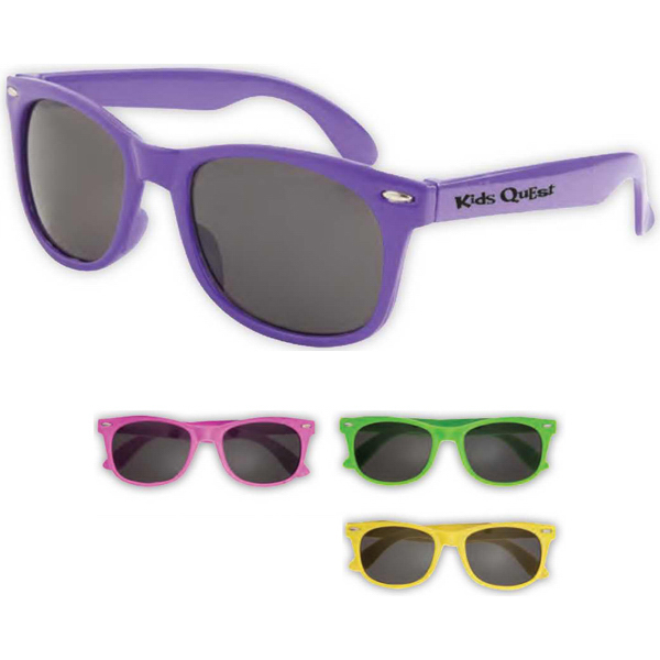 Imprinted Blues Brothers Style Sunglasses
