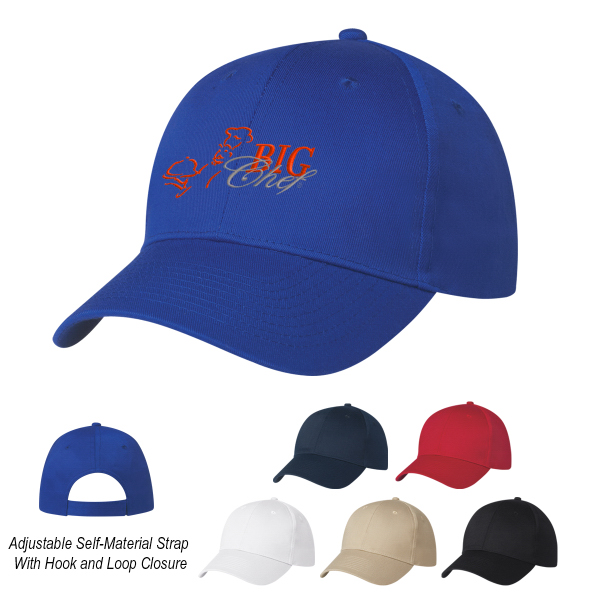 Personalized 6 Panel Polyester Cap