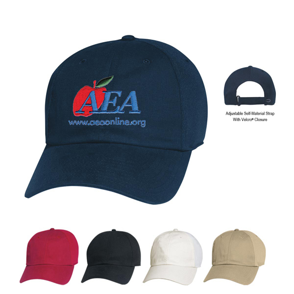 Promotional Hit-Dry Mesh Back Cap