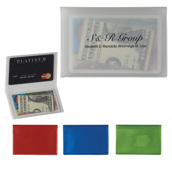 Personalized ID/Card Holder