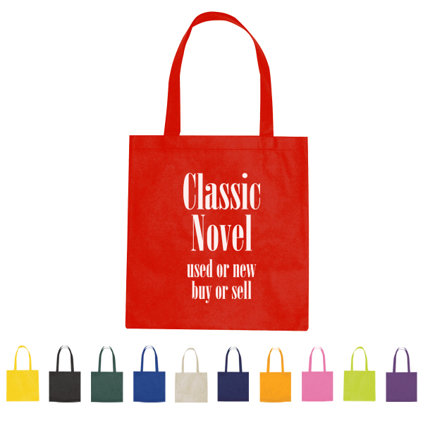 Customized Non-Woven Promotional Tote Bag