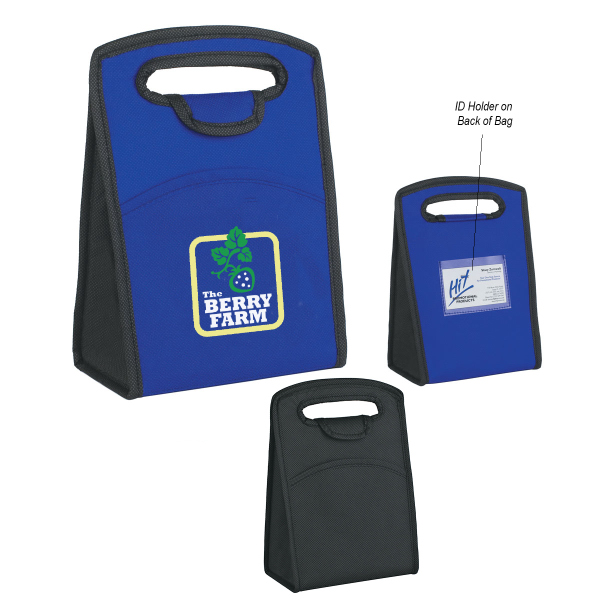 Promotional Non-Woven Identification Lunch Bag