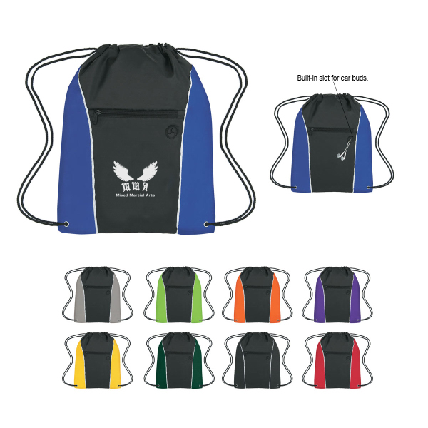 Imprinted Vertical Sports Pack
