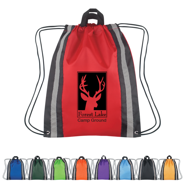 Personalized Large Reflective Hit Sports Pack