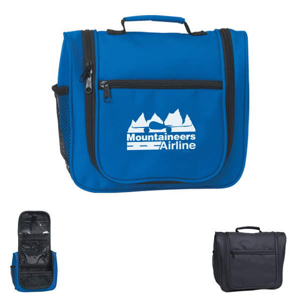 Printed Deluxe Personal Travel Gear