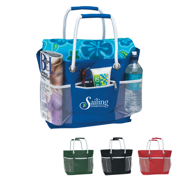 Promotional Rope-A-Tote Bag