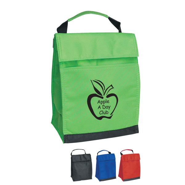 Custom Non-Woven Insulated Lunch Bag