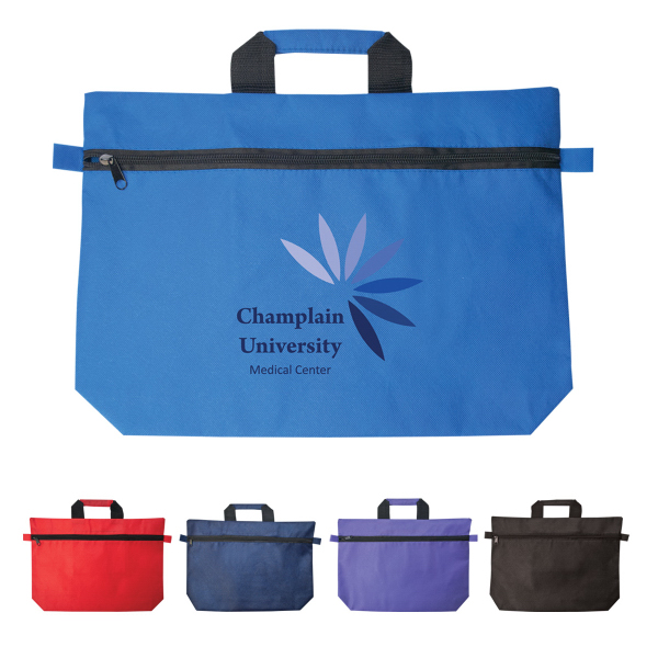 Custom Non-Woven Document Bag