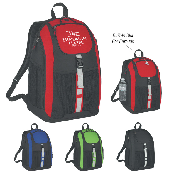 Customized Deluxe Backpack