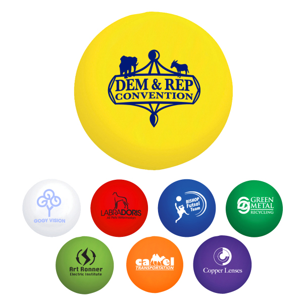 Personalized Ball Stress Reliever