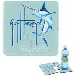 Promotional Full color mouse pad puzzle