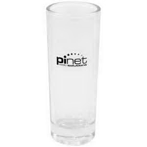 Printed Sierra direct screen glass shooter  - 2 oz