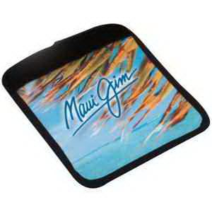 Promotional Full color luggage identifier and miniature mouse pad