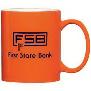 Promotional CranColor mug - 11oz