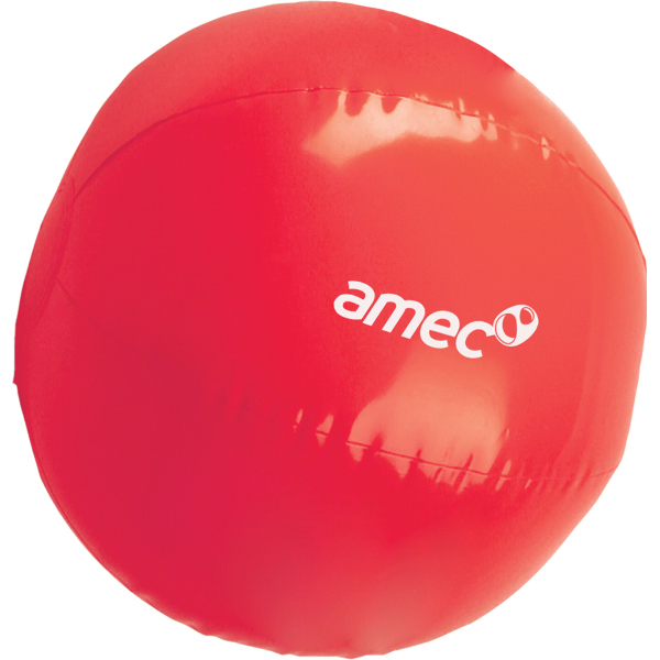 """Customized 6"""" Solid Color Beach Ball"""
