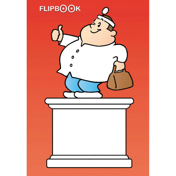 Personalized Doctor Bert Flipbook