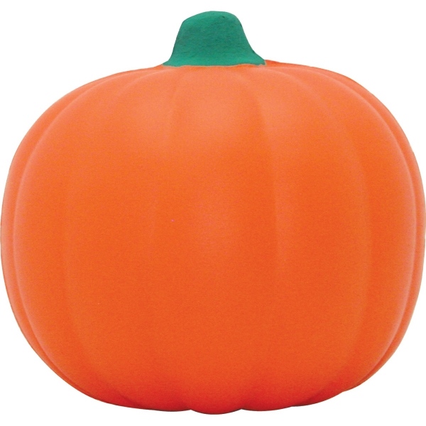 Customized Squeezies (R) Pumpkin Stress Reliever