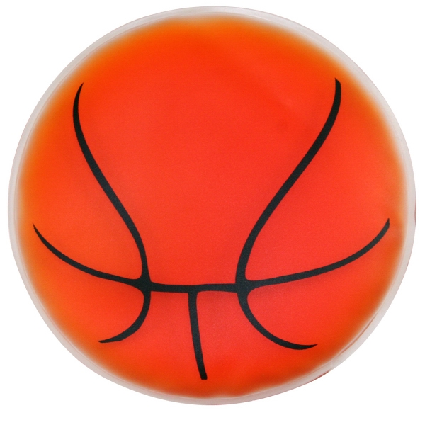 Personalized Basketball Chill Patch