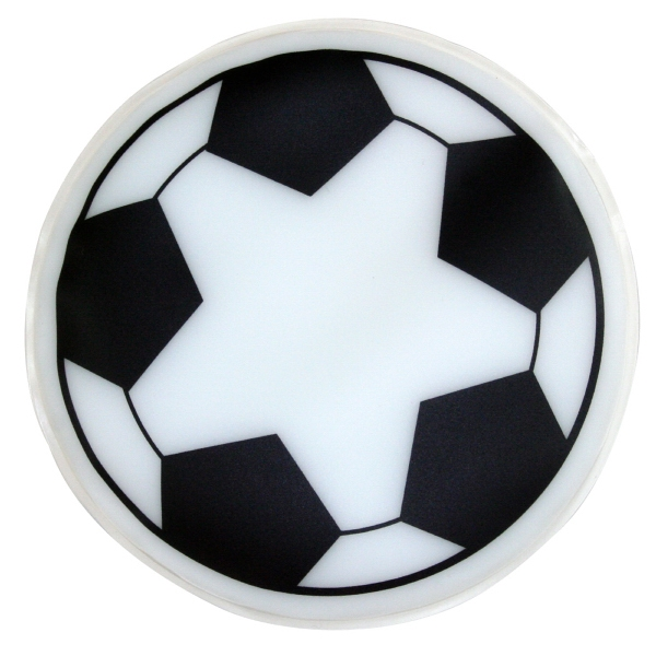 Personalized Soccer Ball Chill Patch
