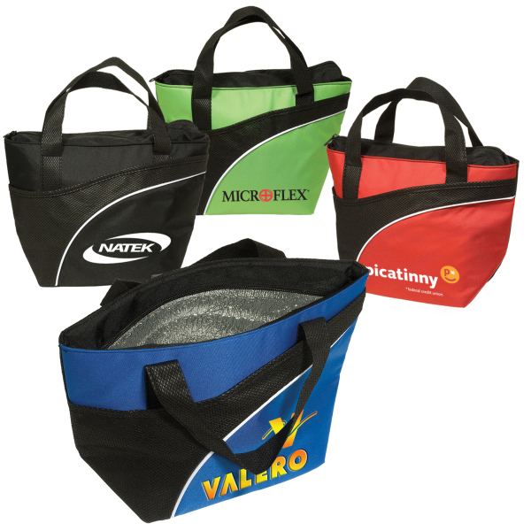 Promotional Jet-Setter Insulated Lunch Tote
