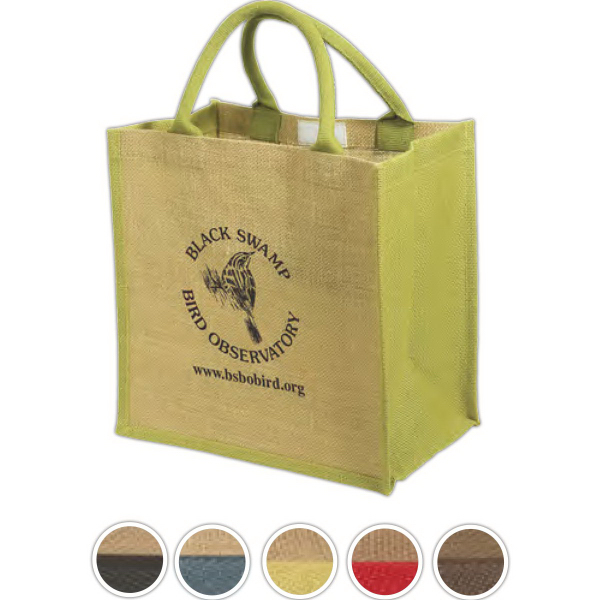 Promotional Junior Jute Tote