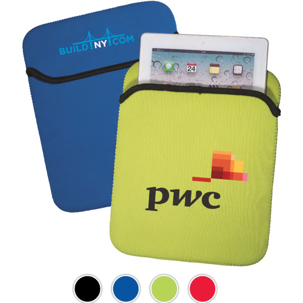 Promotional LogoTec Reversible iPad (R) /Tablet Sleeve